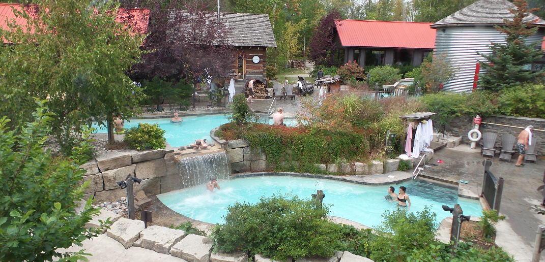 ScandinaveSpa Mountain
