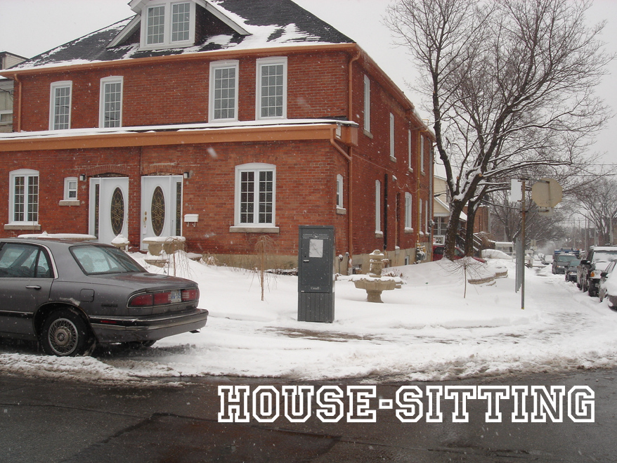 House-Sitiing