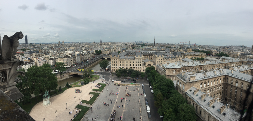 Notre Dame Towers