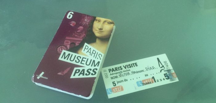 Paris Visita y Musem Pass